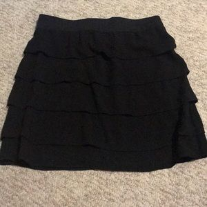 CATO black skirt